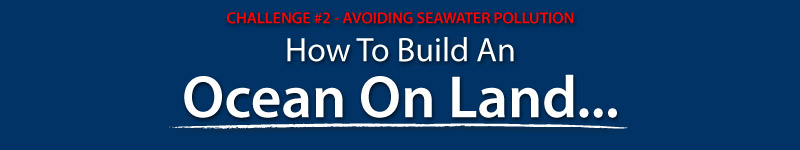 How To Build An Ocean On Land